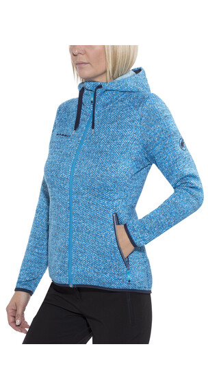 Mammut Kira Tour ML Hooded Jacket Women atlantic